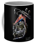 Evel Knievel Harley-davidson Chopper Coffee Mug