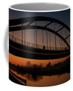 Evening Panoramic View On Pottes - Belgium Coffee Mug