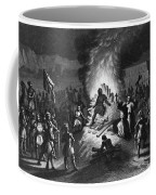 Execution Of Atahualpa Coffee Mug
