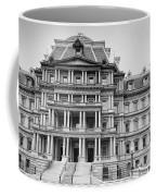 Executive Office Building Coffee Mug