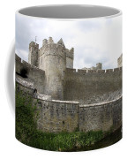 Exterior Of Cahir Castle Coffee Mug