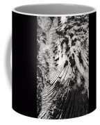 Eyjafjallajokull Glacier And Ashes  Coffee Mug