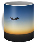 F15e Strike Eagle  Coffee Mug