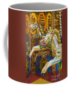 Fairground Carousel Coffee Mug