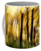 Fall Abstract Coffee Mug