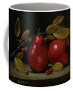 Fall Pear #2 Coffee Mug