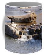 Falls Park Waterfall Coffee Mug