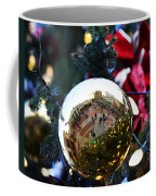 Faneuil Hall Christmas Tree Ornament Coffee Mug