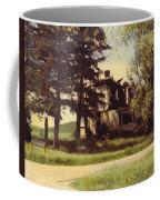 Farmhouse Landscape Coffee Mug