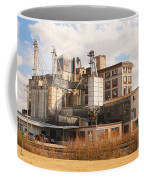Feed Mill Coffee Mug by Charles Beeler