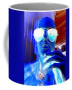 Feelin Blue Coffee Mug