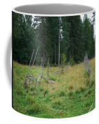 Fence Coffee Mug
