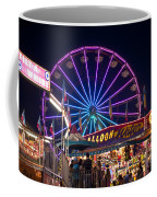 Ferris Wheel Rides And Games Coffee Mug