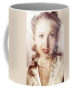 Fifties Beauty In Nature And Natural Light Coffee Mug