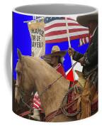 Film Homage Ride Vaquero 1953 1 Hispanic Riders Rodeo Parade Tucson Az 2002-2008 Coffee Mug
