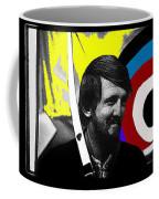 Film Homage The Archers Collage Tom Harmon Aberdeen South Dakota 1965-2008 Coffee Mug
