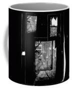 Film Noir Signe Hasso Lloyd Nolan House On 92nd Street 1945 Collage Antlers Hotel Victor Co 1971-'10 Coffee Mug