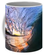 Fire And Ice Coffee Mug by Sean Davey