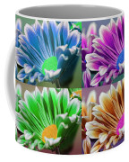 Firmenish Bicolor Pop Art Shades Coffee Mug