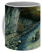 Fishing Buddies Coffee Mug
