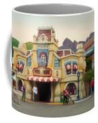 Five And Dime Disneyland Toontown Signage Coffee Mug