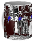 Five Female Revolutionary Soldiers Unknown Mexico Location Or Date-2014 Coffee Mug