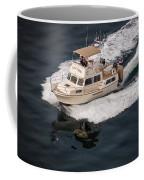 Fleming Yacht's Corvette Coffee Mug