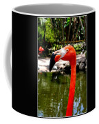 Florida Pink Flamingo Coffee Mug