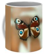 Fly Butterfly Coffee Mug