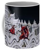 Flying Monks 2 Coffee Mug