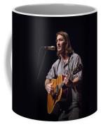 Folk Singer Griffen House Coffee Mug