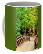 Folsom Bridge At Furnace Creek Coffee Mug
