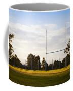 Football Goals Coffee Mug
