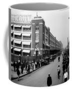 Ford Work Shift Change - Detroit 1916 Coffee Mug