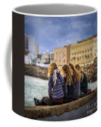 Foreign Students Cadiz Spain Coffee Mug