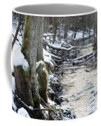 Forest Lights Coffee Mug