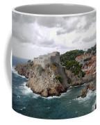 Fort Lovrijenac - Dubrovnik - Croatia Coffee Mug