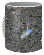 Found Feather Coffee Mug