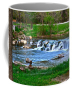 Framed Falls Coffee Mug
