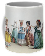 France Fashion, C1730 Coffee Mug
