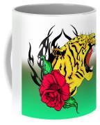 Freak Tiger  Coffee Mug