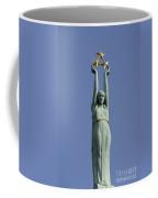 Freedom Monument Coffee Mug