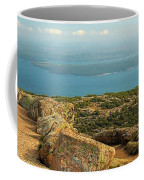 Frenchman's Bay From Cadillac Mountain Coffee Mug