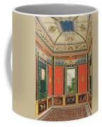 Fresco Decoration In The Summer House Coffee Mug