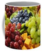 Fresh Fruits Coffee Mug by Elena Elisseeva