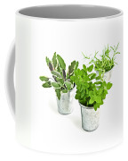 Fresh Herbs Coffee Mug