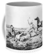 Frontiersman, 1858 Coffee Mug