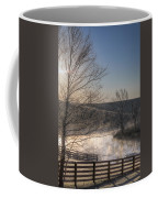 Frosty Sunrise Coffee Mug