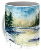Frozen Creek Coffee Mug