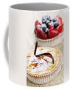 Fruit Tarts Coffee Mug